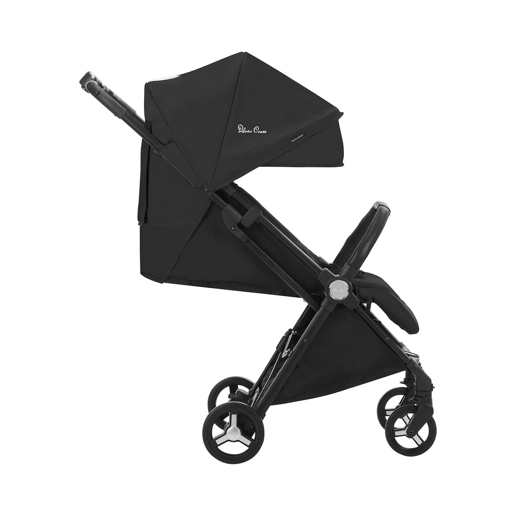 Silver Cross  Jet Buggy  ebony 9