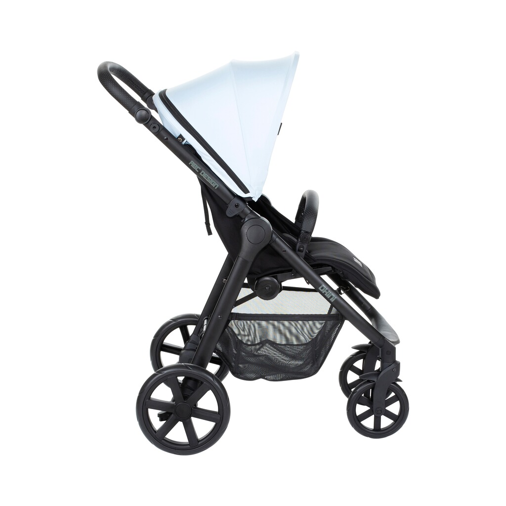 ABC Design  Okini Buggy mit Liegefunktion  ice 2