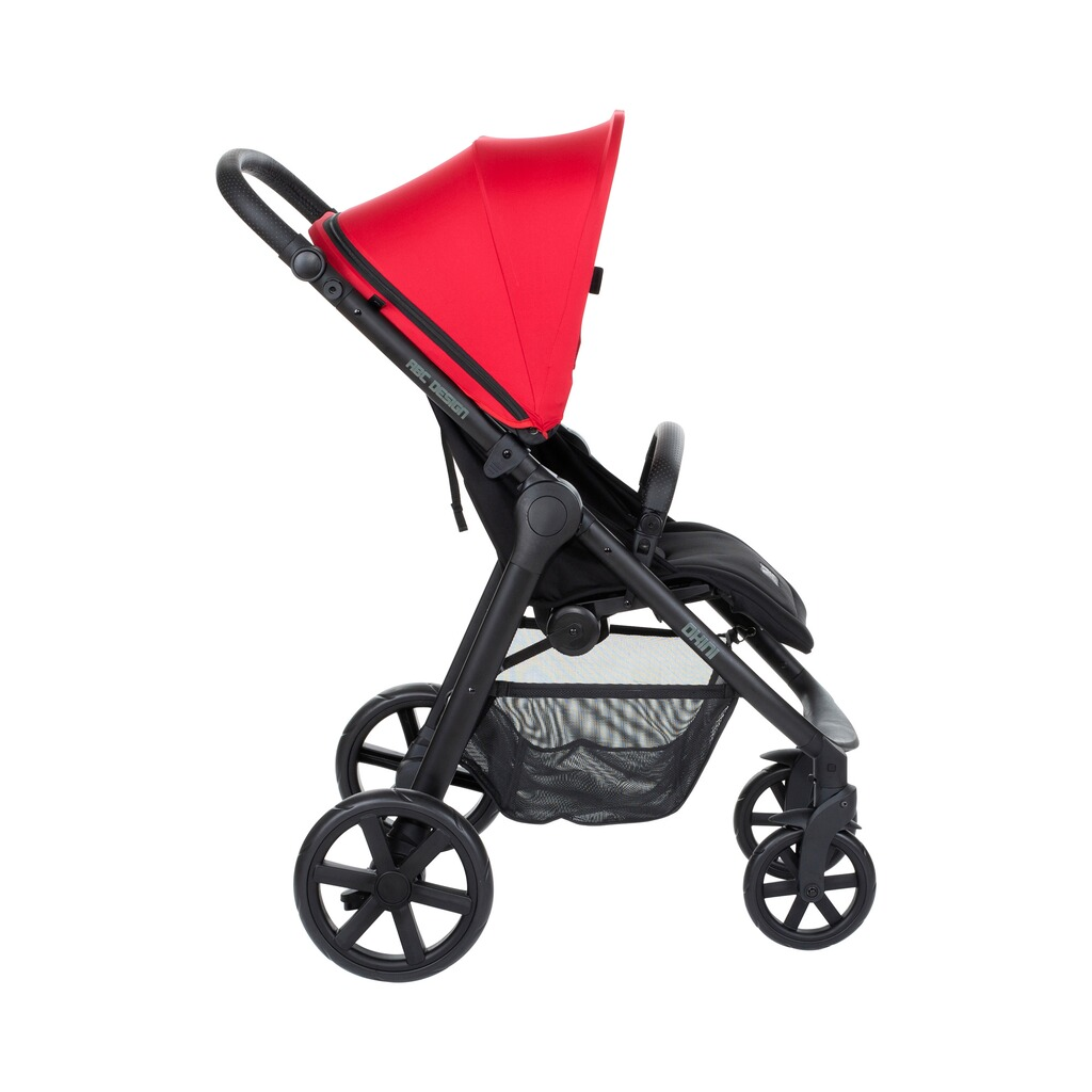 ABC Design  Okini Buggy mit Liegefunktion  berry 2