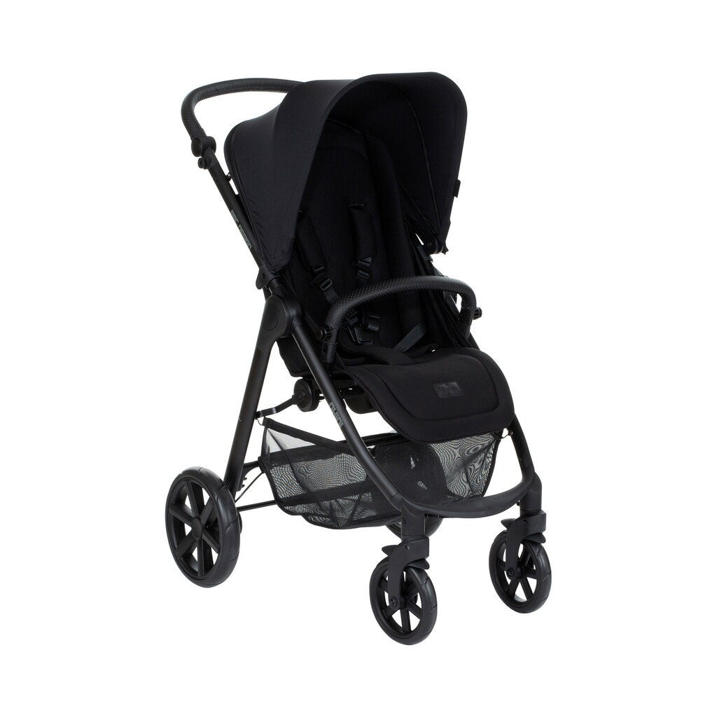 ABC Design  Okini Buggy mit Liegefunktion  black 1