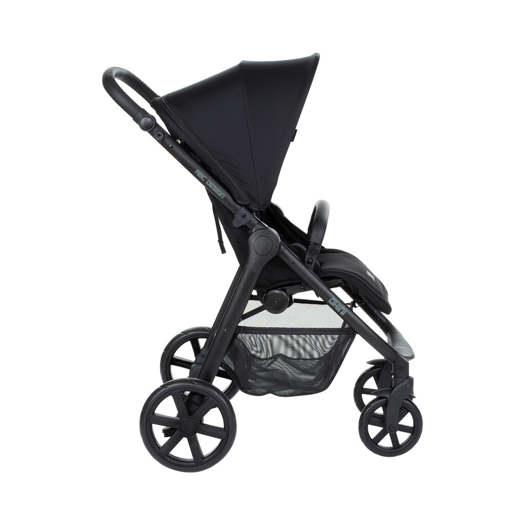 ABC Design  Okini Buggy mit Liegefunktion  black 2