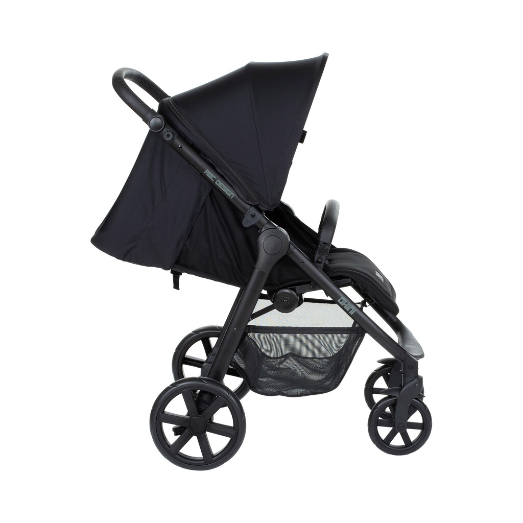 ABC Design  Okini Buggy mit Liegefunktion  black 3