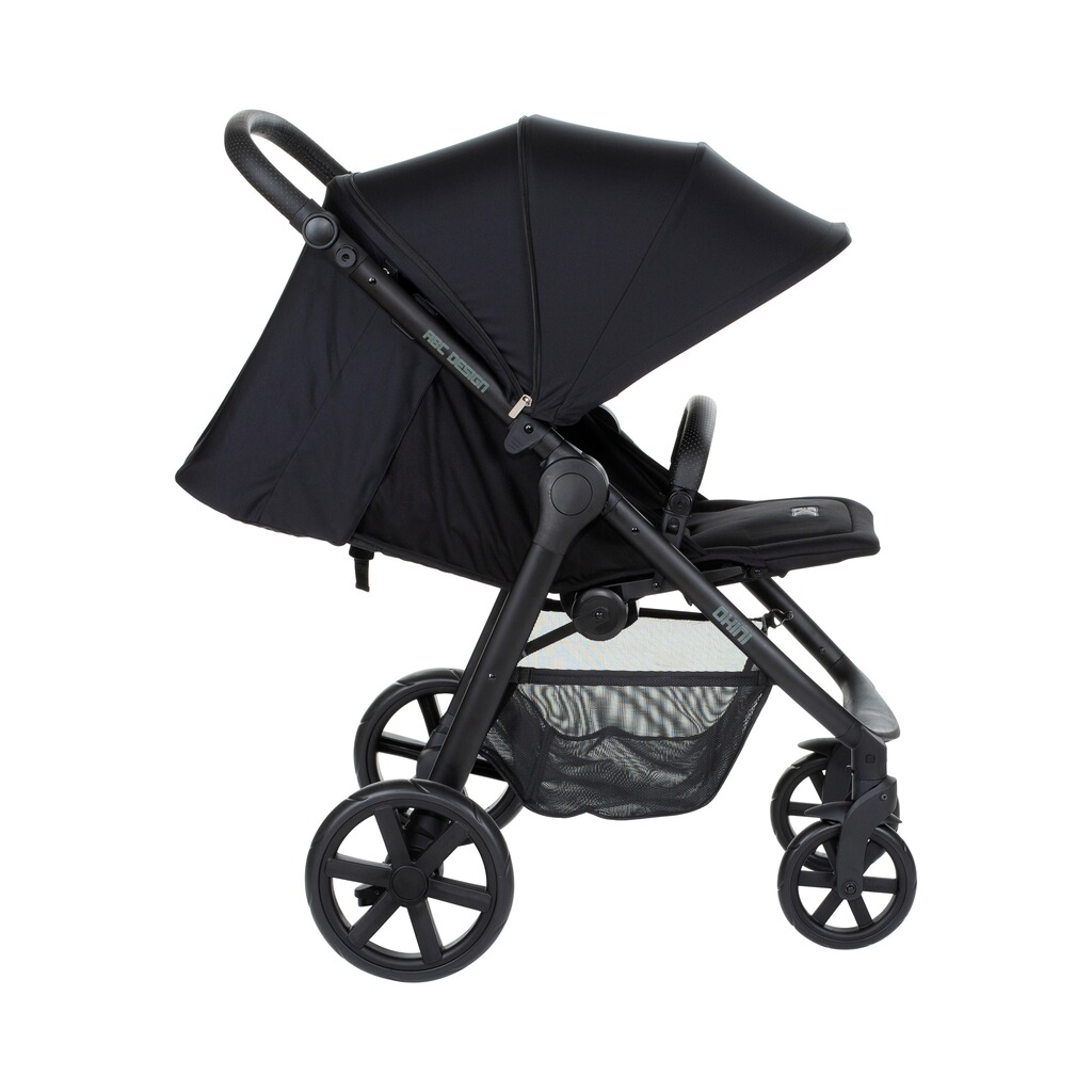 ABC Design  Okini Buggy mit Liegefunktion  black 4