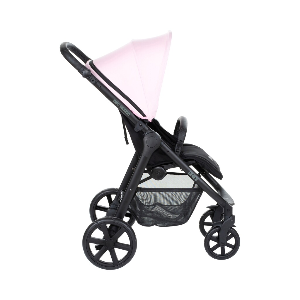 ABC Design  Okini Buggy mit Liegefunktion  rose 2