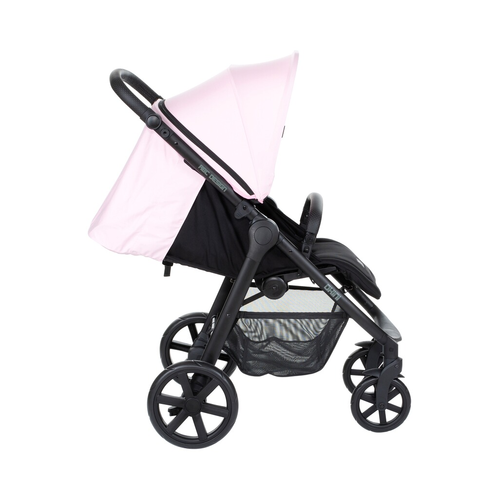 ABC Design  Okini Buggy mit Liegefunktion  rose 3