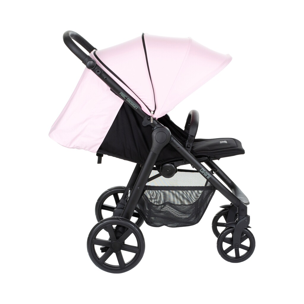 ABC Design  Okini Buggy mit Liegefunktion  rose 4