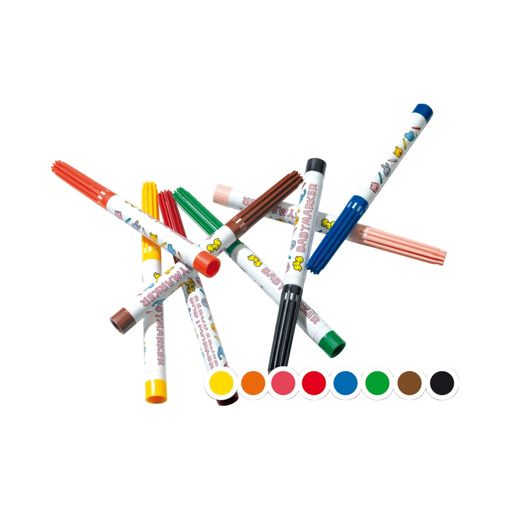 SES  Baby Marker 8 Farben 2