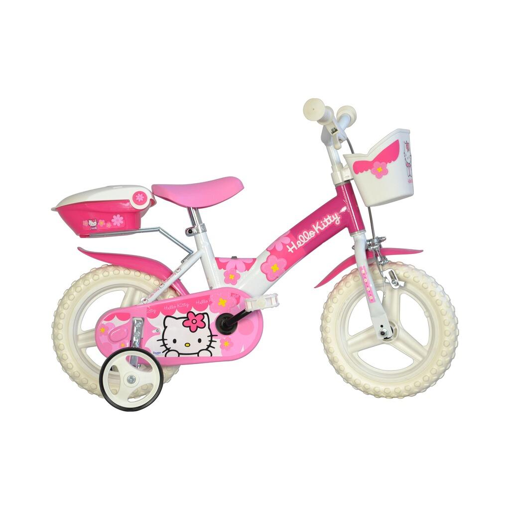 HELLO KITTY Kinderfahrrad Hello Kitty 12 Zoll online kaufen | baby-walz