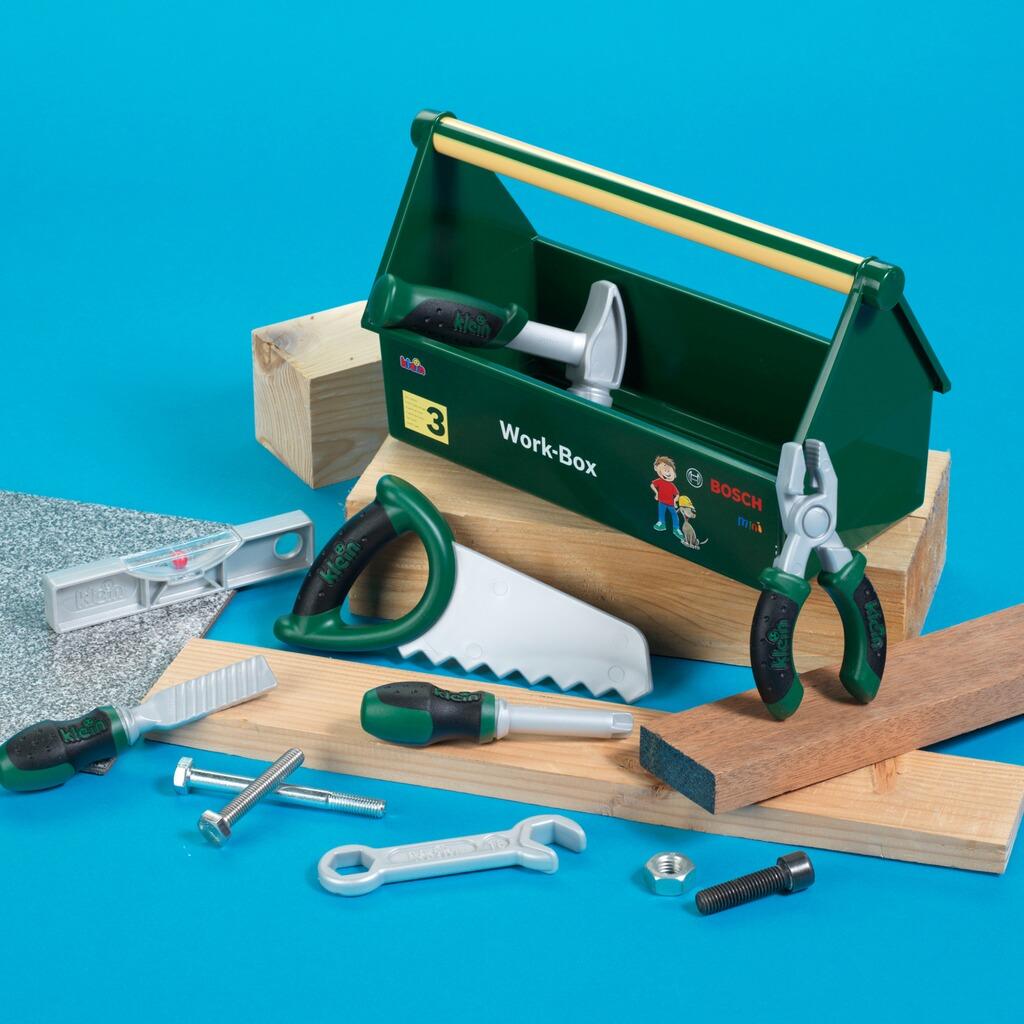 bosch werkzeugkasten work box online kaufen baby walz. Black Bedroom Furniture Sets. Home Design Ideas