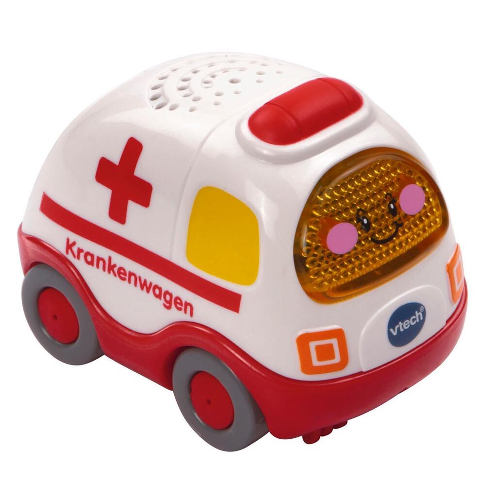 vtech tut tut baby flitzer krankenwagen mit effekten. Black Bedroom Furniture Sets. Home Design Ideas