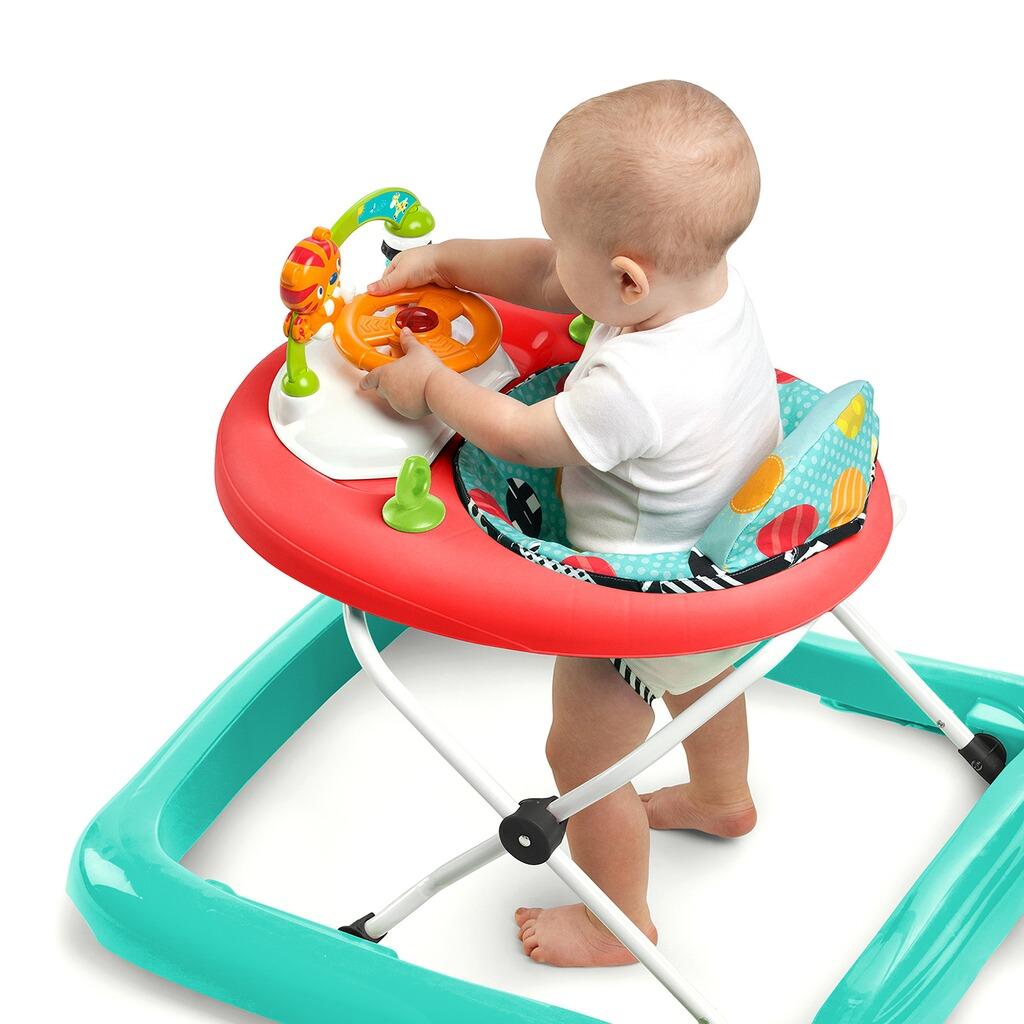bright starts lauflernhilfe safari online kaufen baby walz. Black Bedroom Furniture Sets. Home Design Ideas