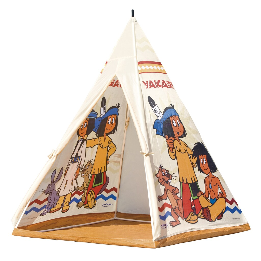 john yakari spielzelt tipi online kaufen baby walz. Black Bedroom Furniture Sets. Home Design Ideas