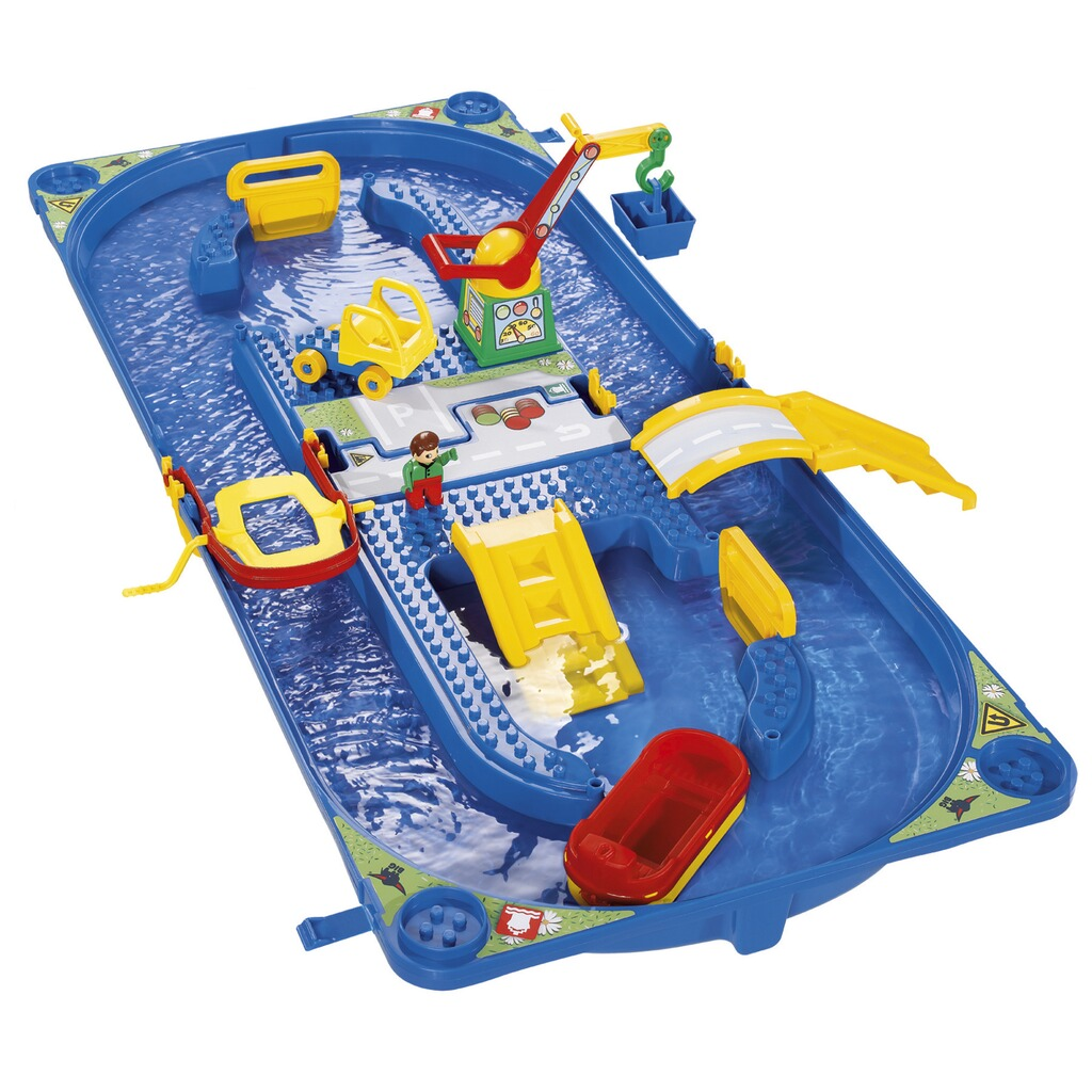 BIG  Wasserbahn Waterplay Funland 1