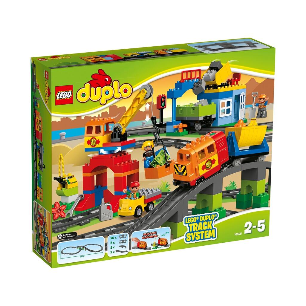 LEGO® DUPLO® 10508 Eisenbahn Super Set online kaufen ...
