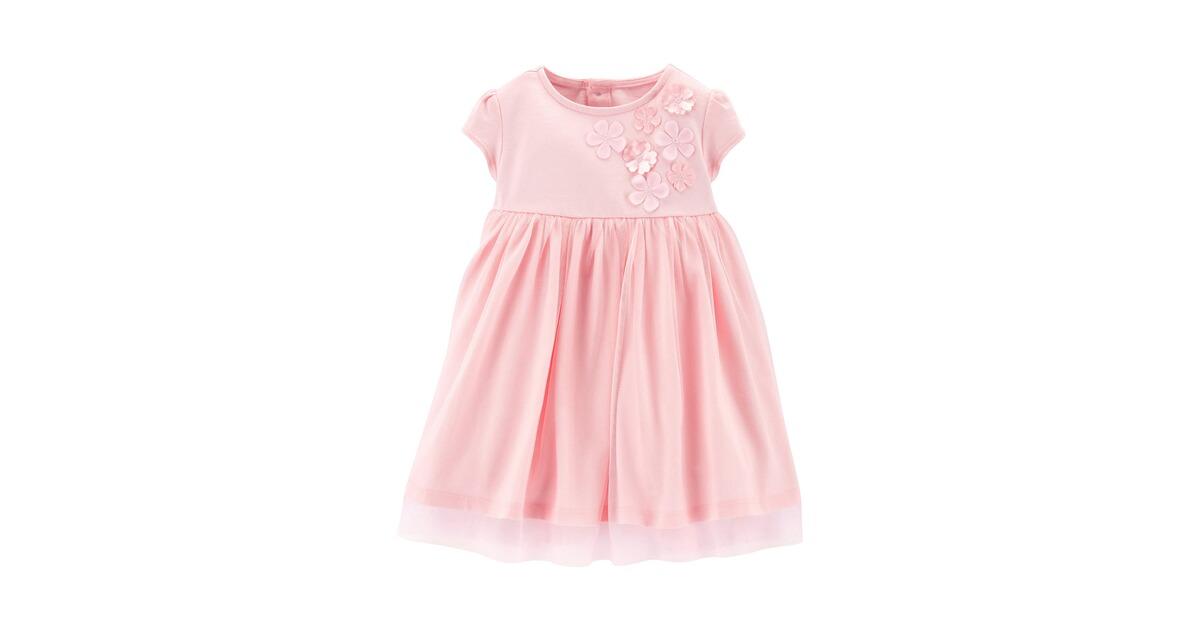 CARTER´S Kleid kurzarm Tüll Blumen online kaufen   baby-walz