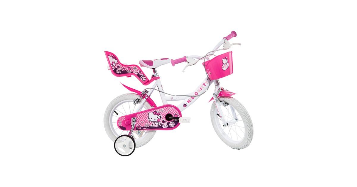 fahrrad 16 zoll kind fährt