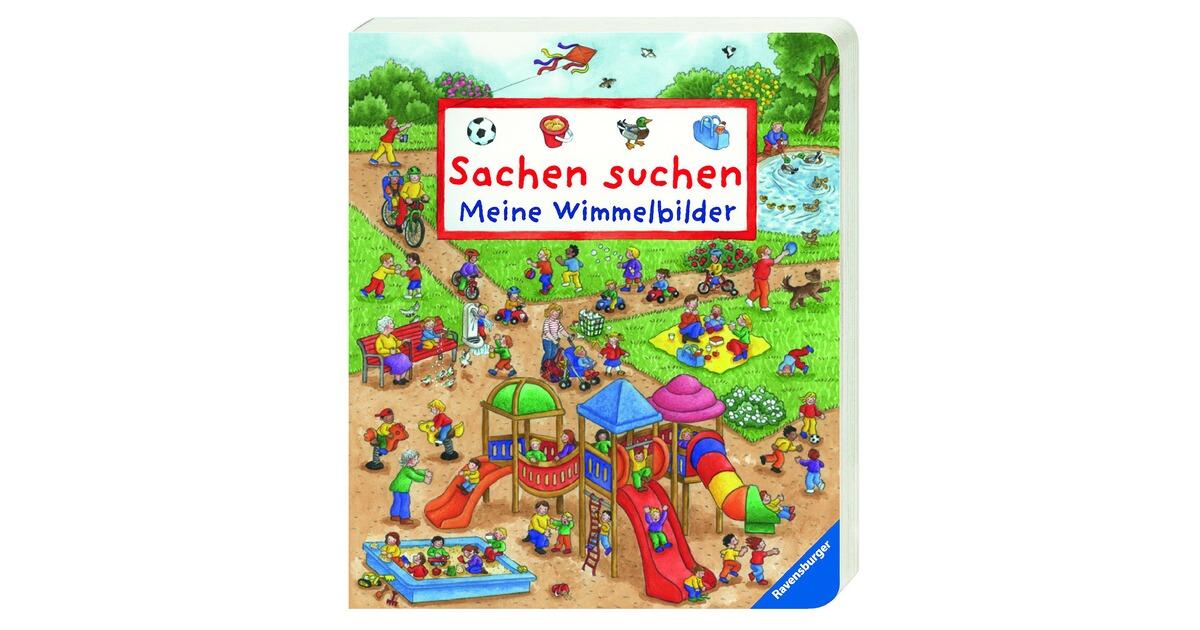 ravensburger wimmelbuch sachen suchen meine wimmelbilder online kaufen baby walz. Black Bedroom Furniture Sets. Home Design Ideas