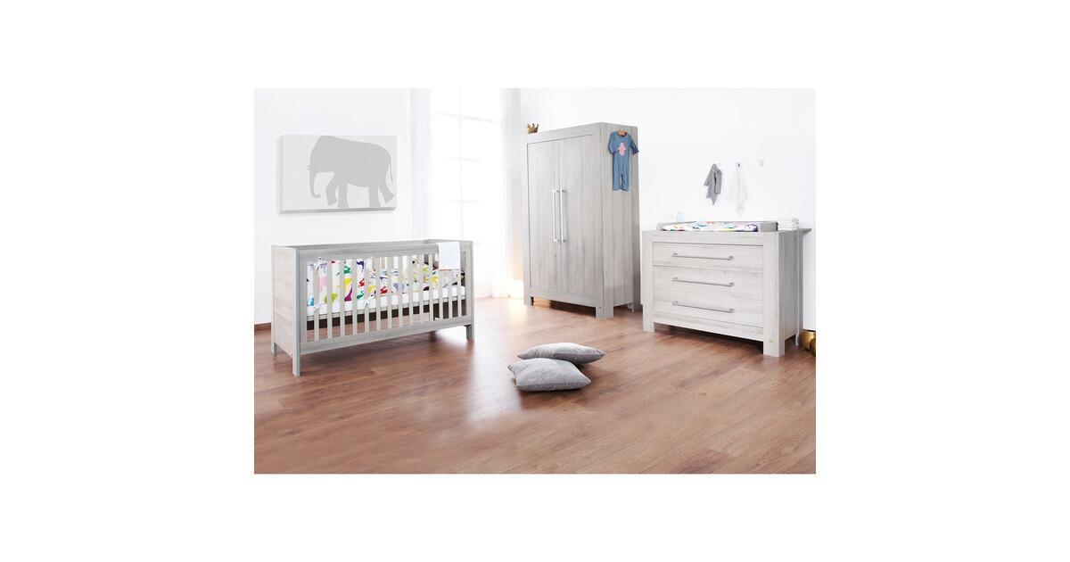 Pinolino 3 tlg babyzimmer somnio online kaufen baby walz - Exklusive babyzimmer ...