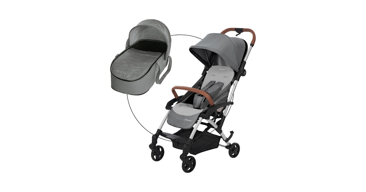 maxi cosi laika buggy mit liegefunktion incl. Black Bedroom Furniture Sets. Home Design Ideas