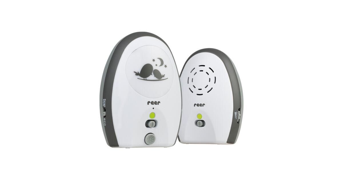 reer babyphone mit nachtlicht rigi 400 400 m online kaufen baby walz. Black Bedroom Furniture Sets. Home Design Ideas