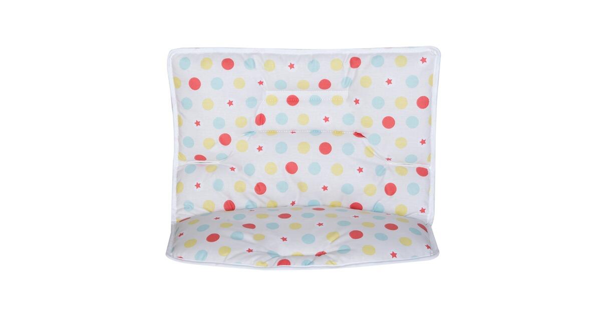 schardt sitzkissen f r hochstuhl domino iii online kaufen baby walz. Black Bedroom Furniture Sets. Home Design Ideas