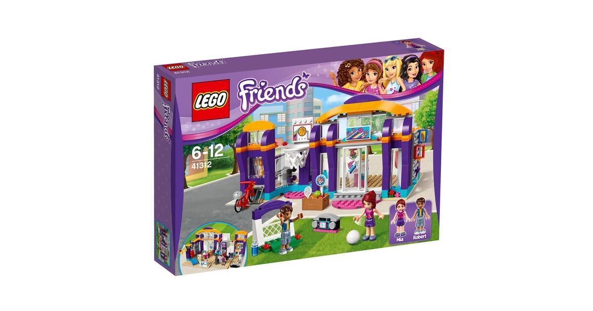 LEGO Friends Heartlake Sportzentrum günstig kaufen 41312