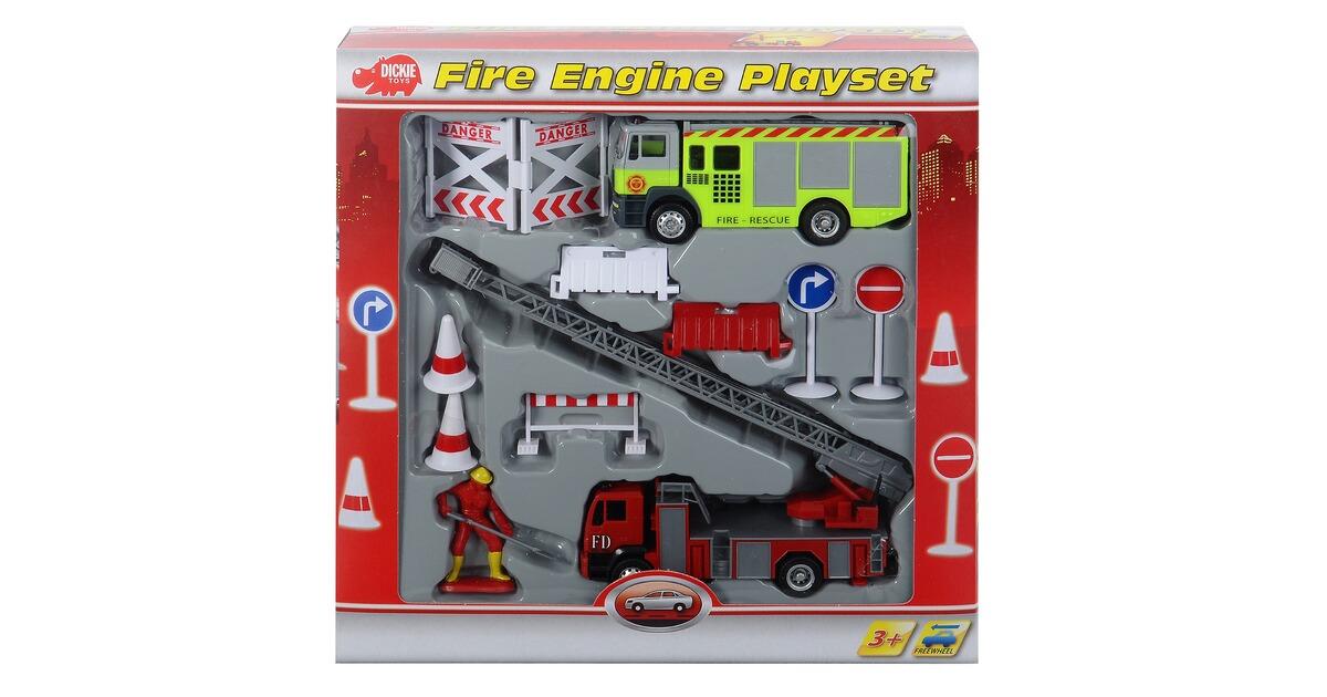 Dickie toys feuerwehr set online kaufen baby walz