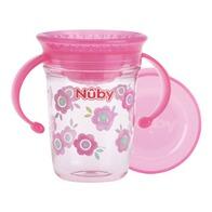360 ml Nuby Pop-Up Trinkbecher aus Tritan 3 Jahre+