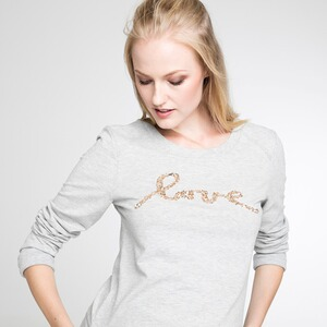 2hearts  Umstands-Pullover Love Inside
