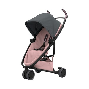 QuinnyZapp Flex Buggy mit Liegefunktion  Graphite on Blush 1