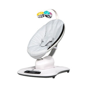 4moms MAMAROO 4 Babywippe 3D  Classic Grey