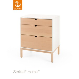 Stokke® HOME Kommode Dresser (Teil 1)  natural