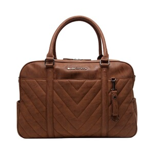 Little Company  Wickeltasche Amsterdam Quilted  cognac