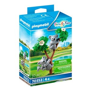 Playmobil® FAMILY FUN 70352 2 Koalas mit Baby