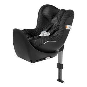 gb PLATINUM Vaya2 i-Size Plus Kindersitz inkl. SensorSafe  lux black