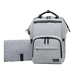 Osann  Wickelrucksack backpack  grey melange