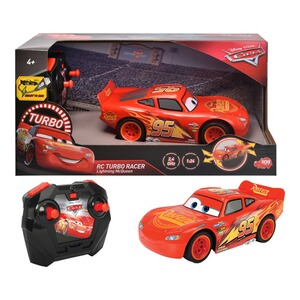 Dickie Toys DISNEY CARS 3 RC Auto Turbo Racer Lightning McQueen