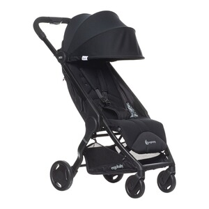 Metro Compact City Buggy mit Liegefunktion  black