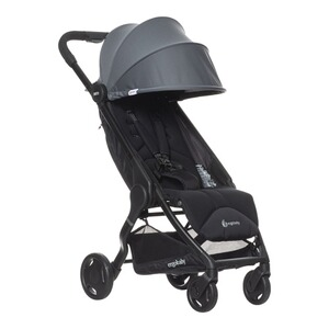 Metro Compact City Buggy mit Liegefunktion  grey 1