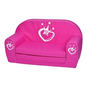 Knorrtoys  Kindersofa My Little Princess  pink