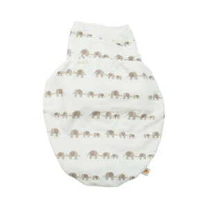 Ergobaby®  Puck-Mich-Sack Swaddler  elephant