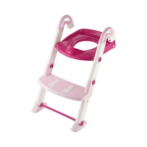 KidsKit  Toiletten-Trainer Kids Kit  3-in-1  tender rosé/weiß