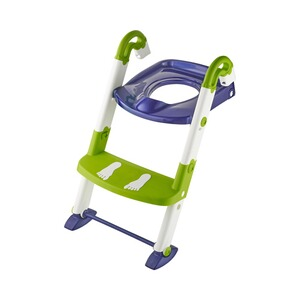 KidsKitToiletten-Trainer Kids Kit  3-in-1  per blue/weiß/lime 1