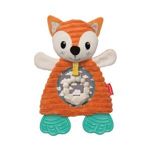Infantino Hänge Spielzeug Schildkröte mit Rassel & Spiegel