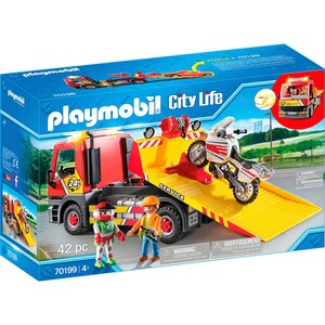 Playmobil® CITY LIFE 70199 Abschleppdienst
