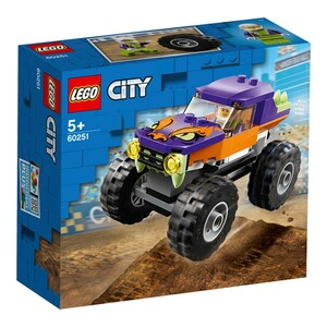 LEGO® CITY 60251 Monster-Truck