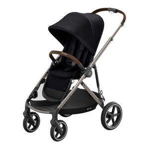 Cybex GOLD Gazelle S Kinderwagen  deep black