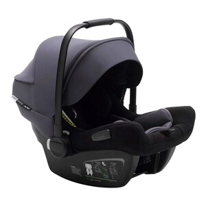 Bugaboo  Turtle Air Babyschale by Nuna  steel blue