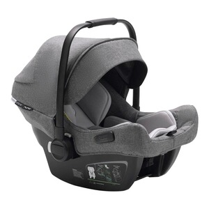 Bugaboo  Turtle Air Babyschale by Nuna  grey