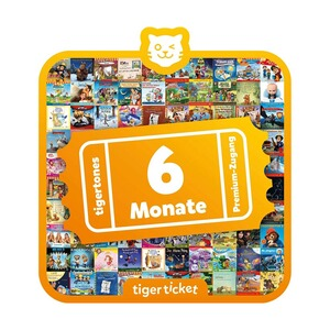 tigerbox  tigerticket - 6 Monate